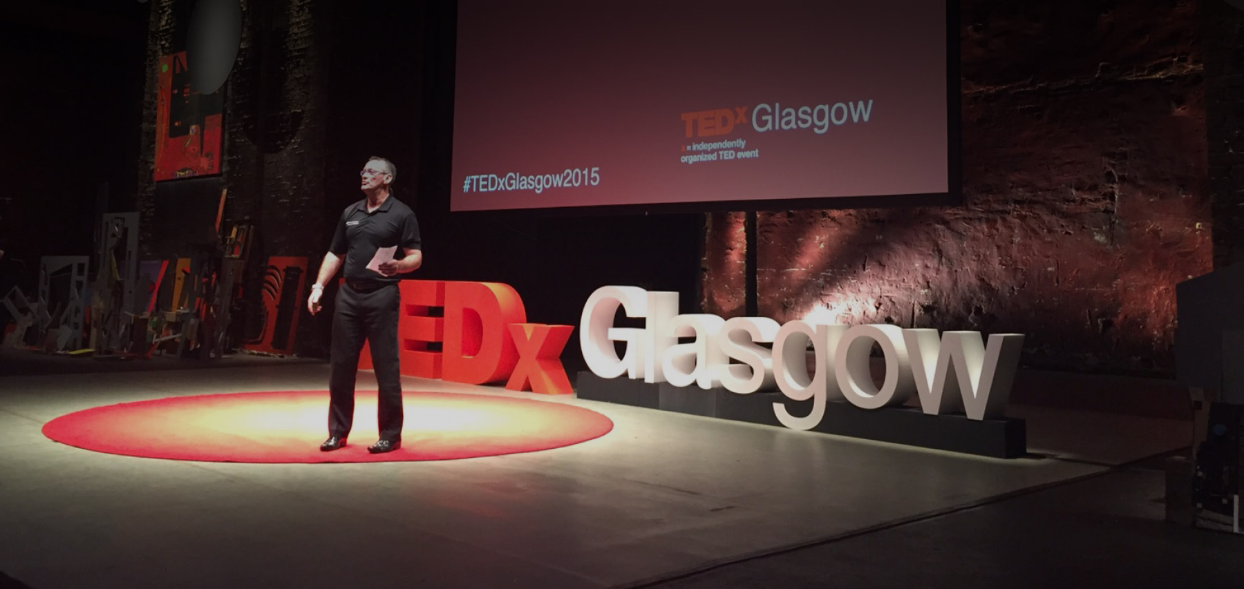 TedX Glasgow Jim Duffy